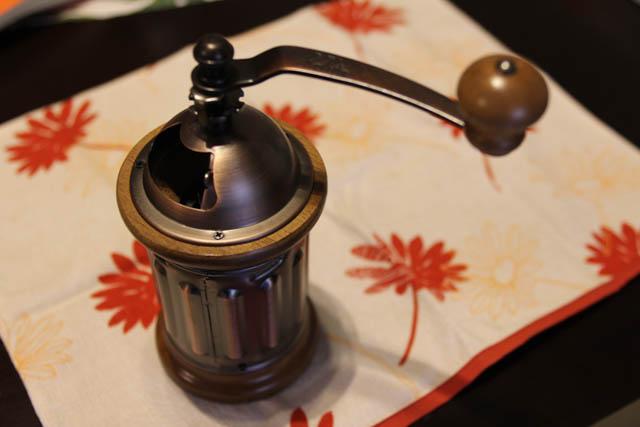 コーヒー(珈琲)ミル