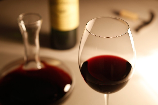 ワインは熟成